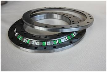 Thin-wall cross roller bearings