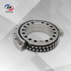 ZKLDF120 thrust angular contact ball turntable bearing