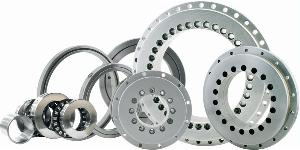 disassembled bearing